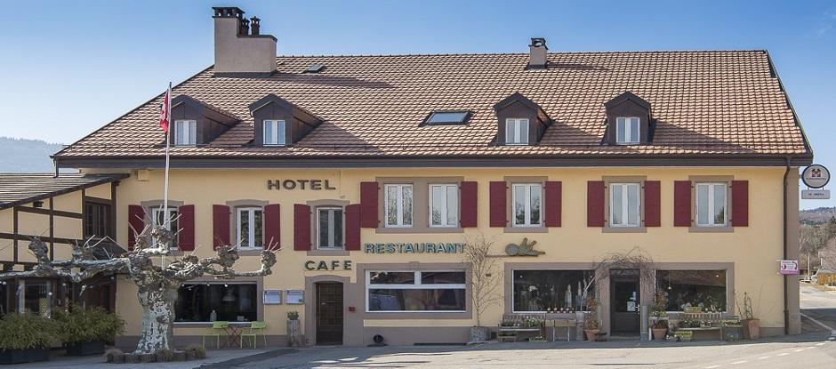Restaurant du Grütli, L'Isle